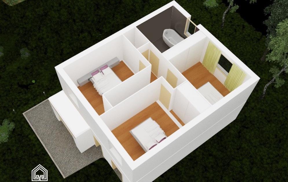 etage maison
