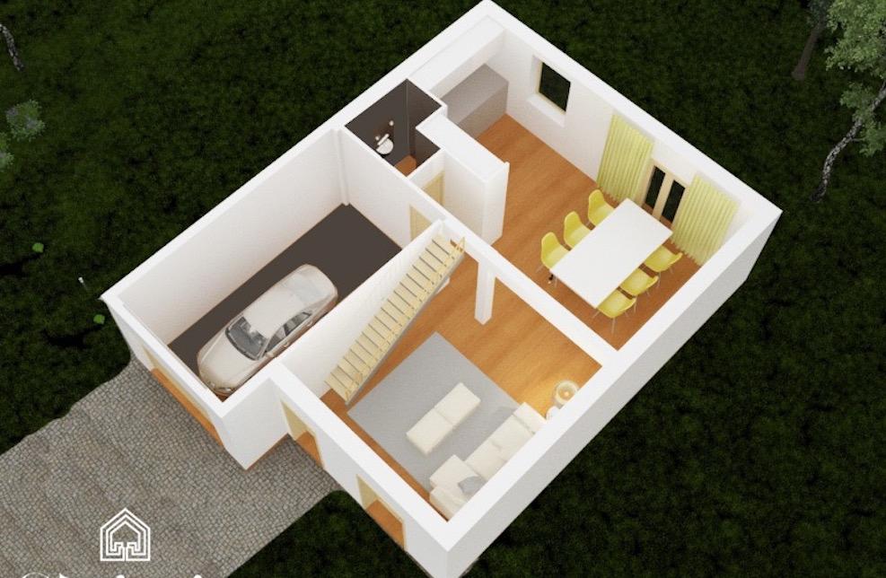 Maison low cost ventana blog - Maison bois low cost ...