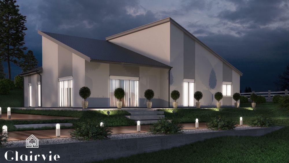 Plans et mod les for Modele de maison a construire moderne